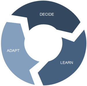 Decide Learn Adapt