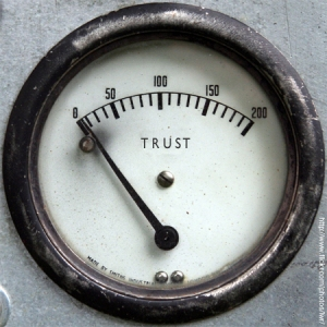 Trust Meter