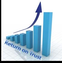 Return on Trust