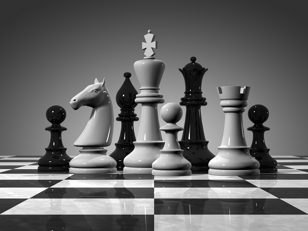 be a fair leader by treating employees like chess pieces not