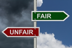 Fair vs Unfair