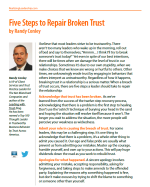 realizing-leadership-july-2015-5-steps-to-repair-broken-trust