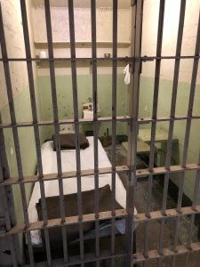 Alcatraz cell 1